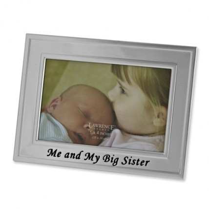Big Sister Photo Frame