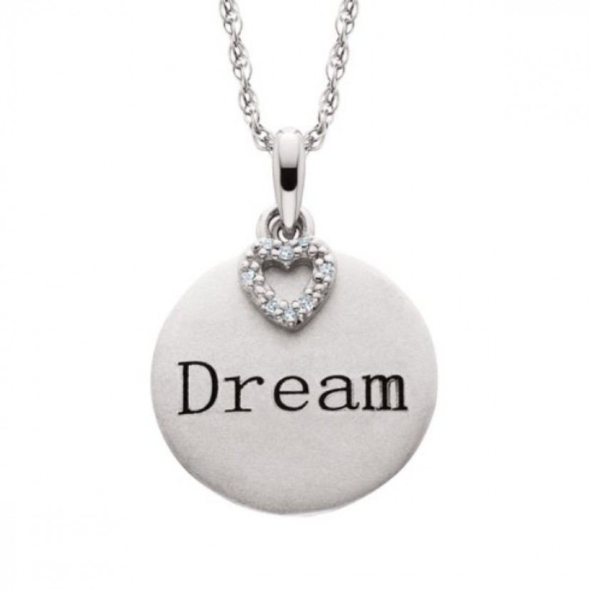 Silver Dream Pendant